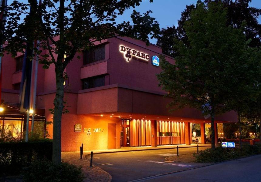 Best western hotel du parc baden for Trendige hotels